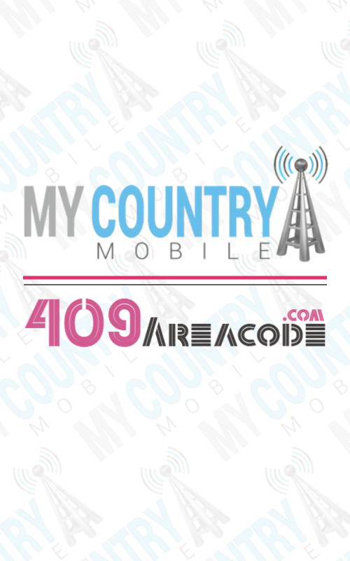 409 area code- My country mobile